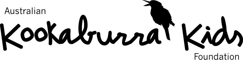 Australian Kookaburra Kids Foundation Logo