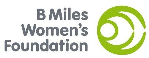 B Miles Women's Foundation Logo