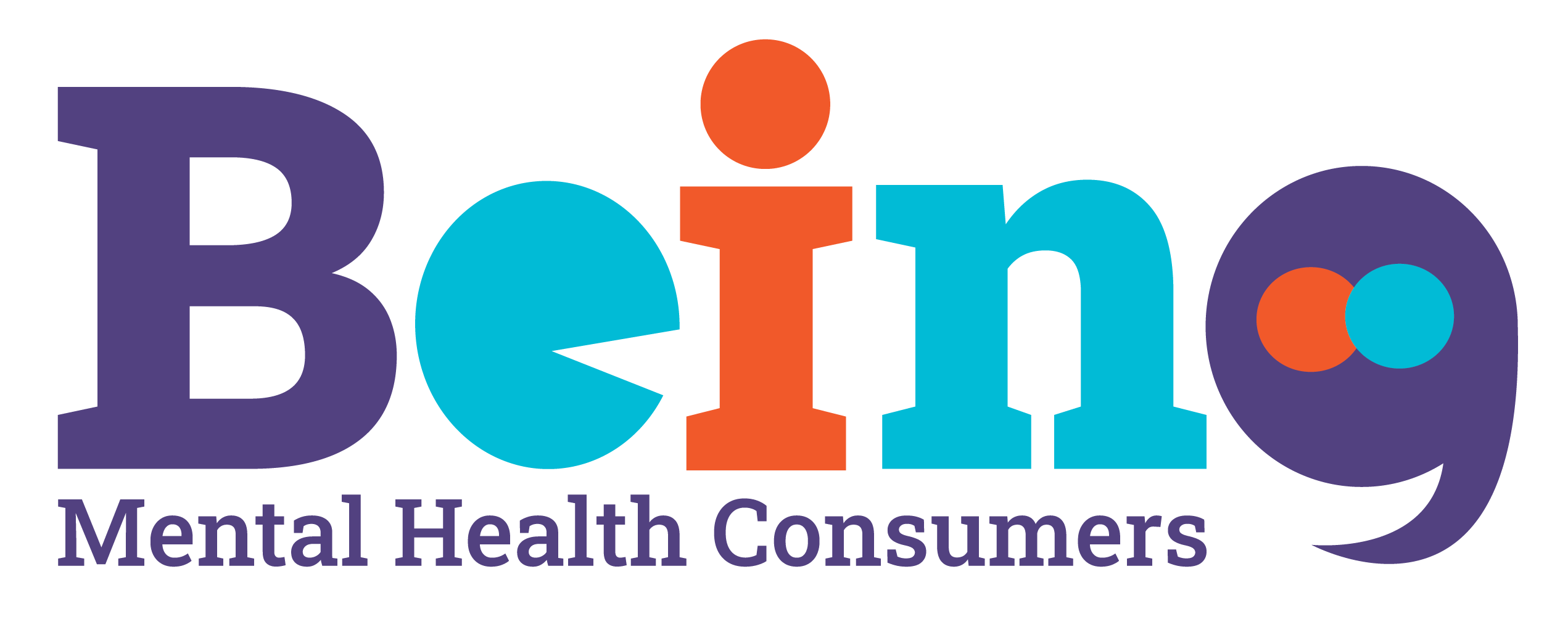 Being – Mental Health Consumers Logo
