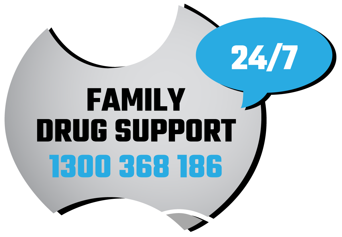 Family Drug Support Logo