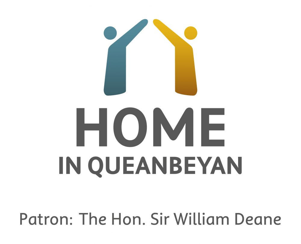 HOME in Queanbeyan Logo