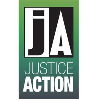 Justice Action Logo