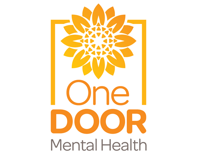 One Door Mental Health Logo