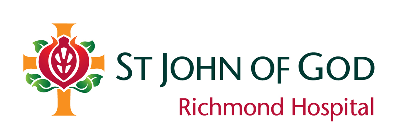 St John of God Richmond Hospital Logo