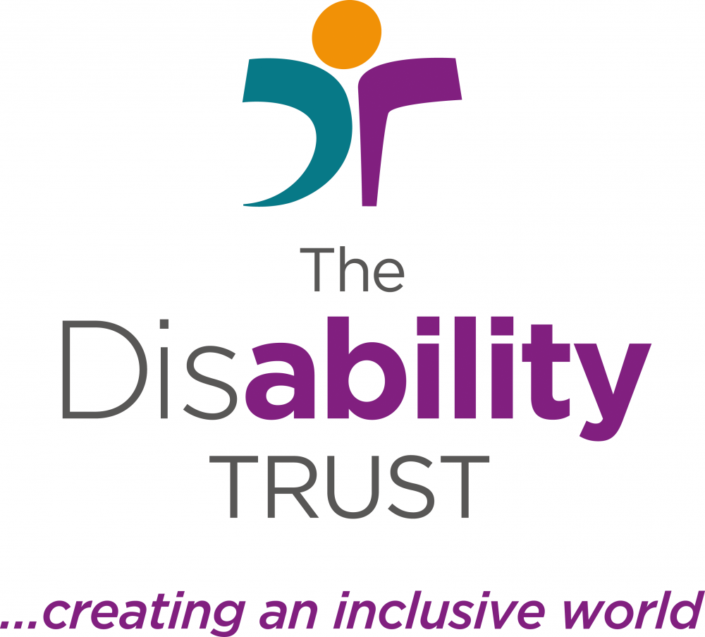 The Disability Trust Logo