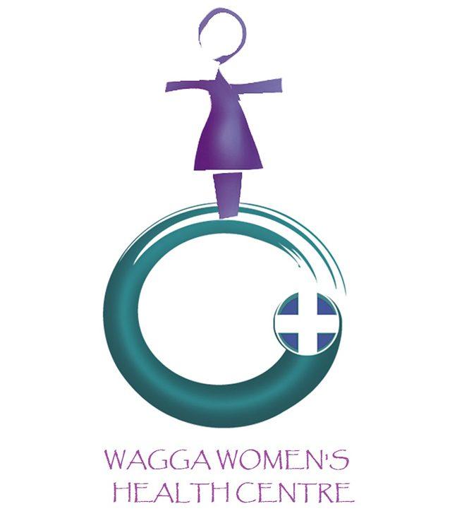 Wagga Women's Health Centre Logo