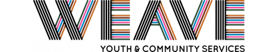Weave Youth and Community Services Logo