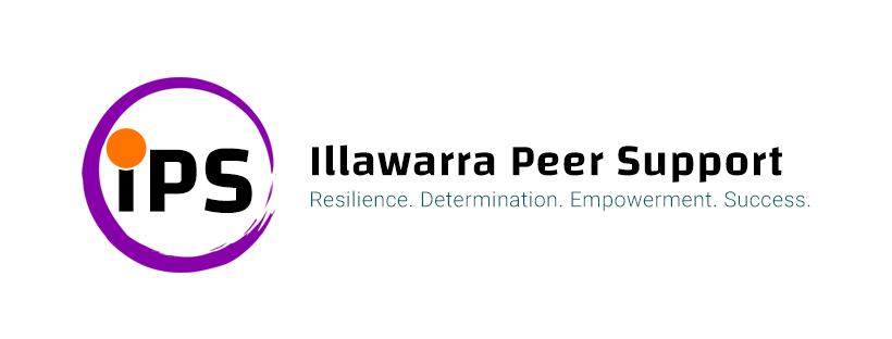 Illawarra Peer Support Logo